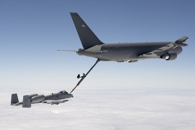 KC-46 completes required flight tests