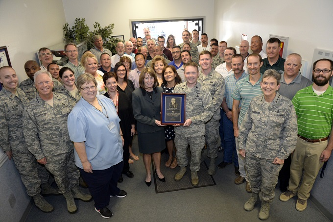 A-10 team garners 2015 Roche Sustainment Excellence Award