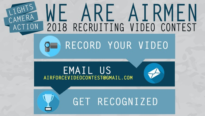 We are Airmen contest info