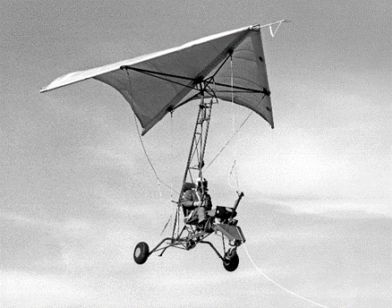 Paraglider Research Vehicle (Photo courtesy of NASA Armstrong Flight Research Center
